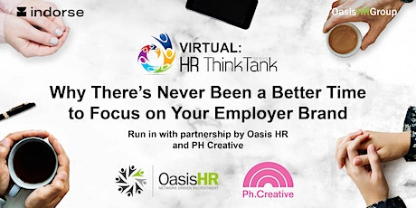 Why There's Never Been a Better Time to Focus on Your Employer Brand tickets
