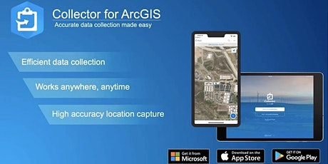 Webinar - Mobile Data Collection (Collector for ArcGIS) tickets