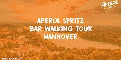 Aperol Spritz Bar Walking Tour Hannover Tickets