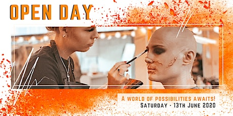 Australian College of Specialist Make-Up OPEN DAY JUNE 2020 tickets