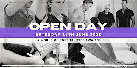 Australian College of Massage & Myotherapy OPEN DAY JUNE 2020 tickets
