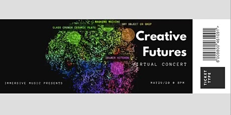 Creative Futures Live Band tickets