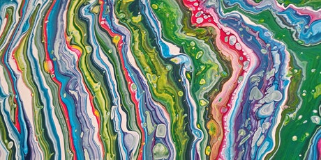 Beginners Paint Pouring - After School tickets