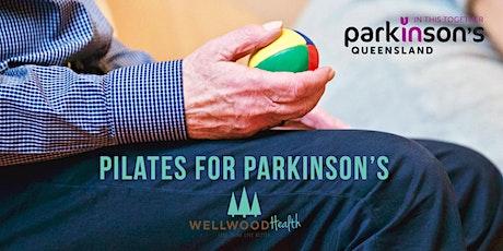 Parkinson's Queensland: Pilates for Parkinson's with Wellwood Health billets