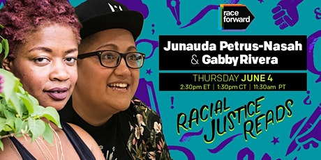 Racial Justice Reads LIVE: Young Adult Fiction tickets