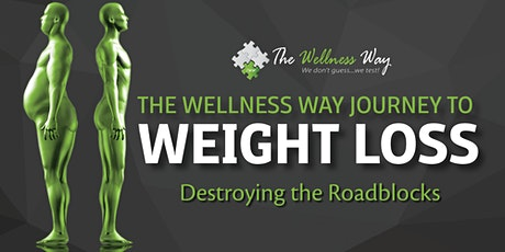 Destroying Your Roadblocks to Weight Loss-Online Event tickets