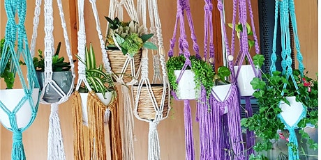Beginners & Beyond Plant Hanging Workshop tickets