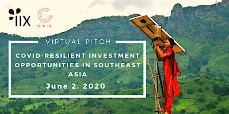 Virtual Pitch Session: COVID-Resilient Angel Investing Opportunities in Southeast Asia (June 2) tickets