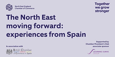 The North East moving forward: experiences from Spain