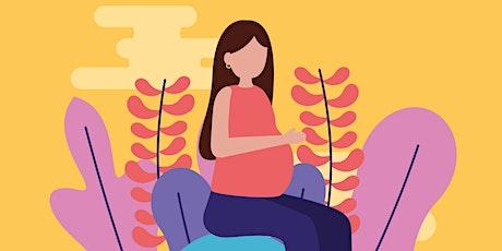 Embarazo y Crianza Consciente bilhetes