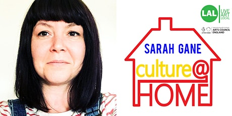 FREE Copy & Paste Zine Workshop with Sarah Gane (Online) tickets