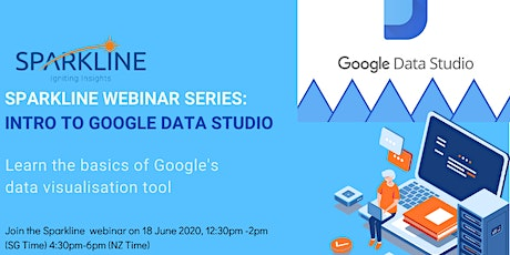 Intro to Google Data Studio tickets