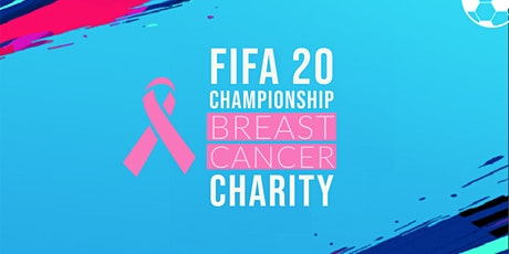 Fifa 20 Breast Cancer Charity Tournament tickets