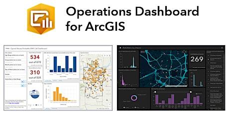 Webinar - Operations Dashboard for ArcGIS tickets