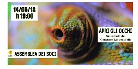 PROVA --Assemblea sociale online della coop.Il Sole e la Terra - 1°  conv. biglietti