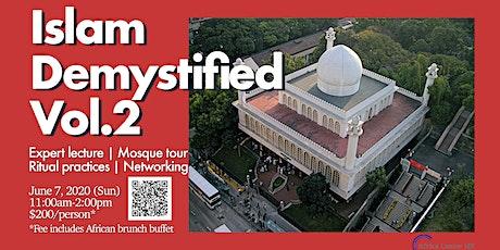 Islam Demystified Vol.2 tickets