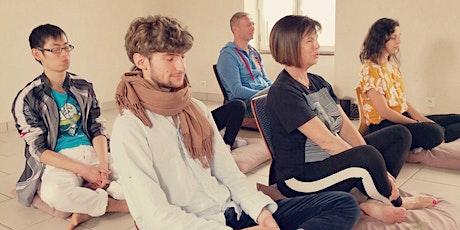 Cours de Méditation Guidée avec un prof experimenté billets