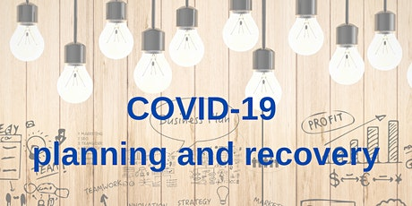 COVID-19 Planning and Recovery Workshop tickets