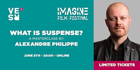 VERS en Imagine Present: What is Suspense? tickets