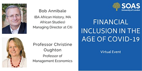 Financial Inclusion in the Age of COVID-19 tickets