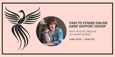 Pain to Power Online Grief Support Group tickets