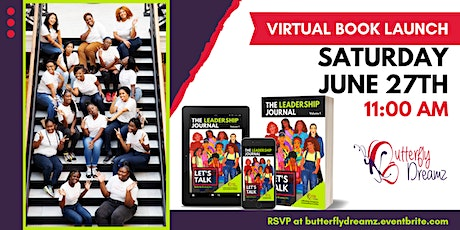 Write to Lead Virtual Book Launch tickets