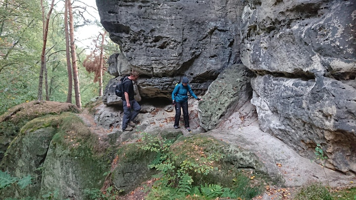 Abenteuertour Basteigebiet: Bild