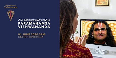 ONLINE BLESSINGS FROM THE MASTER - 01 JUNE 2020 tickets