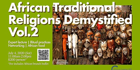 African Traditional Religions Demystified Vol.2 tickets