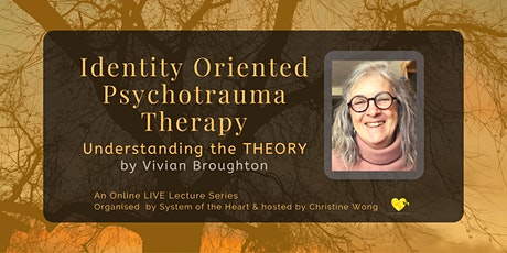LIVE LECTURE series: Understanding the IOPT Theory with Vivian Broughton tickets