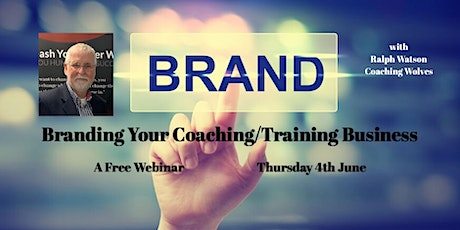 Branding Your Coaching or Training Business tickets