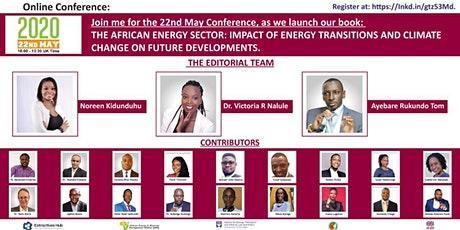 Official Book Launch: What is the Future of the African Energy Sector? tickets