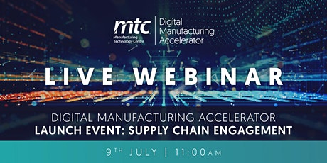 DMA Launch Event: Supply Chain Engagement tickets