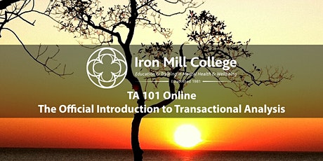 TA 101 Online - The Official Introduction to Transactional Analysis tickets