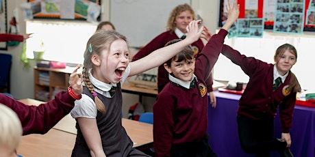 Back 2 school – Teacher Induction Training, London West tickets