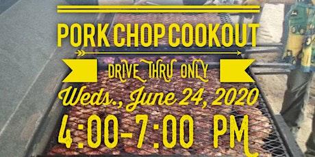 Pork Chop Cookout - 52nd Annual  - 2 Drive Thru Lanes tickets