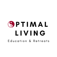 Optimal Living Retreats logo