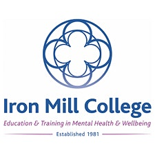 Iron Mill College Online logo