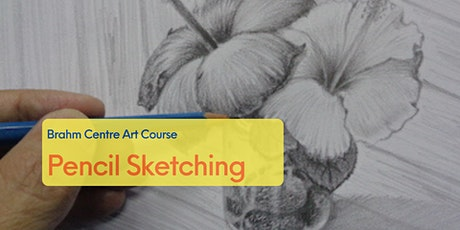 Pencil Sketching Course (Beginner) - From 15 Jun tickets