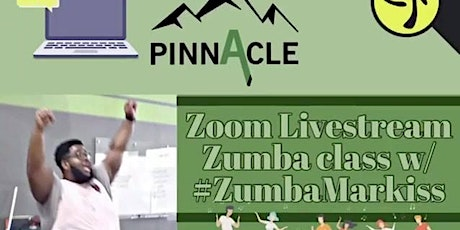 Virtual Zumba with Markiss tickets
