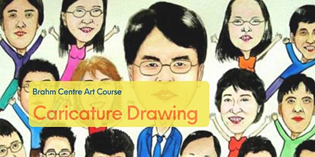 Caricature Drawing 漫画艺术 - From 16 Jun tickets