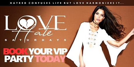 Return of Belvedere Saturdays: Love/Hate | Sexy Mature Diverse Soiree tickets