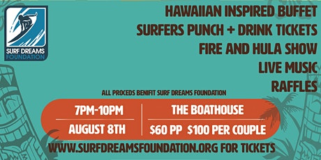 Surf Dreams Foundation Aloha Luau tickets