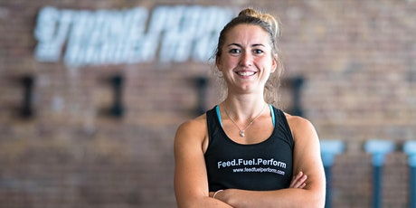 Nutrition for Strength, Power and Speed tickets
