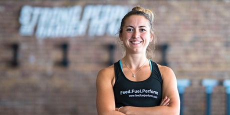 Nutrition for Health and Performance tickets