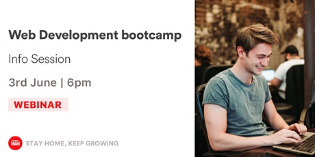 Web Development Bootcamp - Info Session tickets