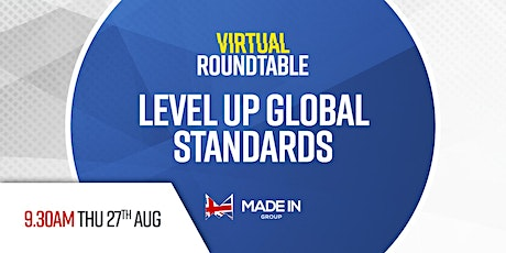 Virtual Roundtable-Ethical tariffs to level up global standard (APMG) tickets