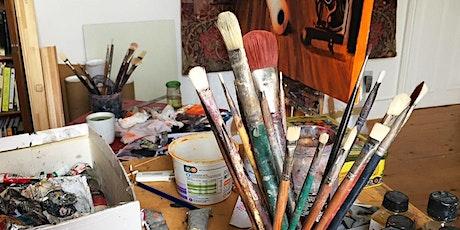 Artists Open Houses Online with Alke Schmidt tickets