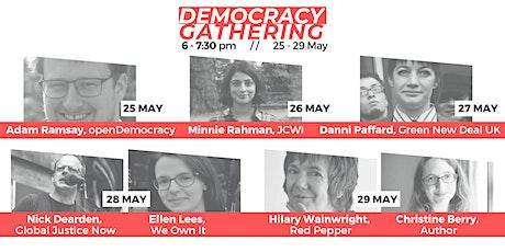 Democracy Gathering tickets
