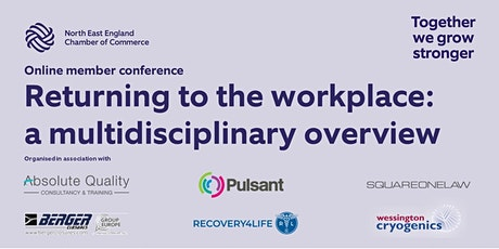 Returning to the workplace: a multidisciplinary overview tickets